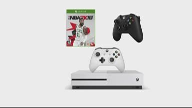 Xbox One S 1TB 4K Game Console with