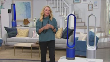 Dyson Pure Tp01 Cool Tower Hepa Purifier And Fan With