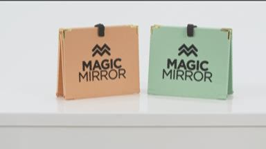 Magic Mirror Multifunctional Fold Out Travel Beauty Mirror
